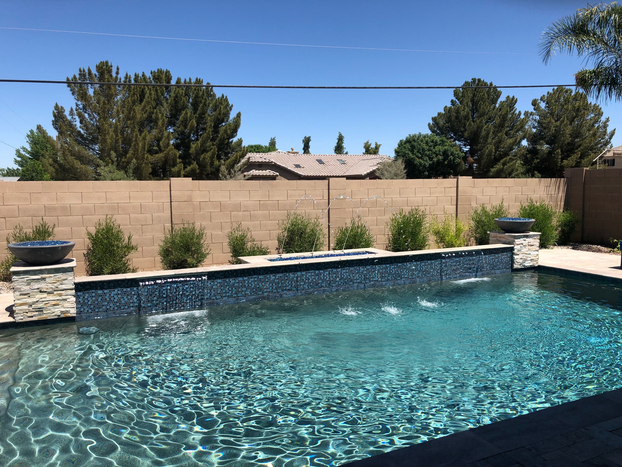 Swimming Pool Builders In Phoenix Az Swimming Pool Contractors In Scottsdale Tempe Phoenix Az